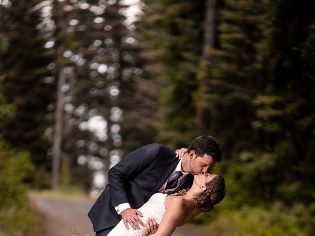 Michael and Erika's Wedding in McCall, Idaho 79