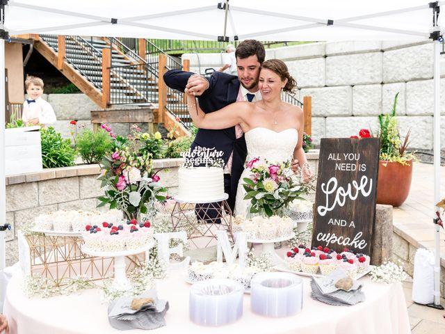 Michael and Erika's Wedding in McCall, Idaho 84