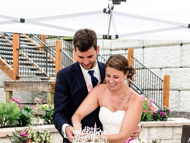 Michael and Erika's Wedding in McCall, Idaho 85