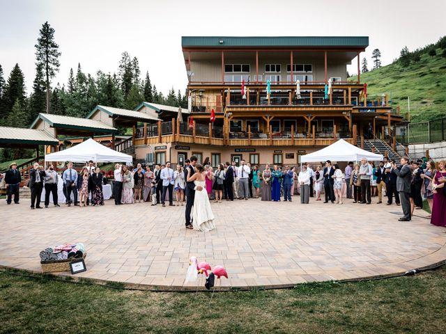 Michael and Erika's Wedding in McCall, Idaho 88
