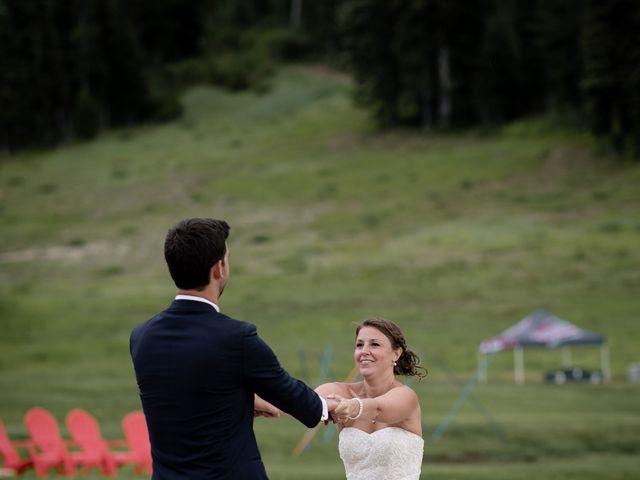 Michael and Erika's Wedding in McCall, Idaho 91
