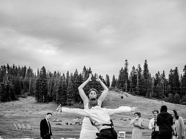 Michael and Erika's Wedding in McCall, Idaho 93