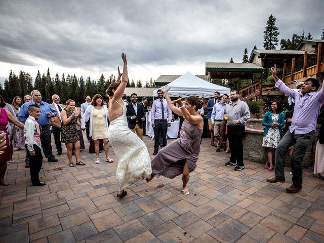 Michael and Erika's Wedding in McCall, Idaho 95