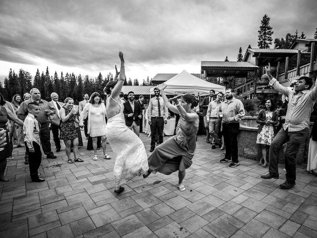 Michael and Erika's Wedding in McCall, Idaho 96