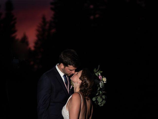 Michael and Erika's Wedding in McCall, Idaho 99