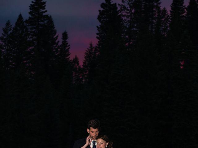 Michael and Erika's Wedding in McCall, Idaho 104
