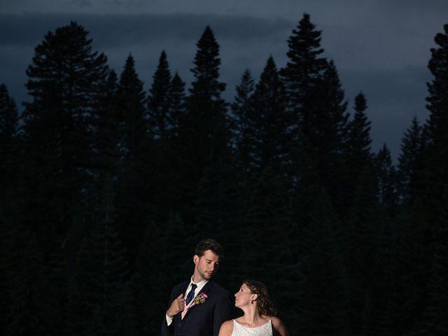 Michael and Erika's Wedding in McCall, Idaho 105