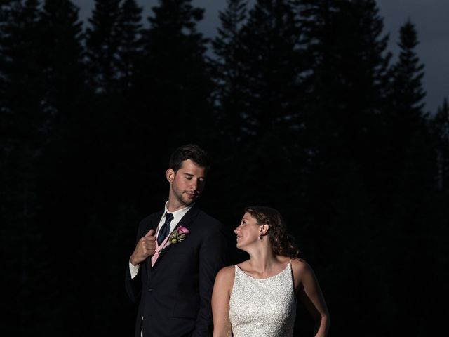 Michael and Erika's Wedding in McCall, Idaho 106