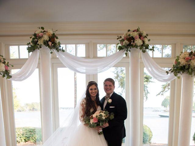 Zach and Tiffany's Wedding in Mooresville, North Carolina 4