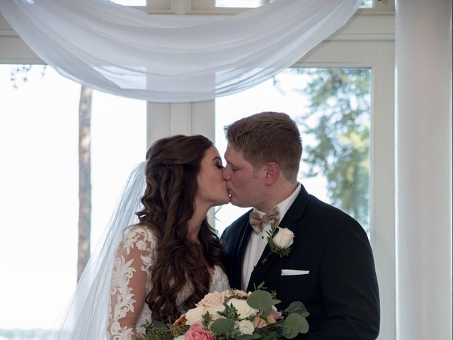 Zach and Tiffany's Wedding in Mooresville, North Carolina 5