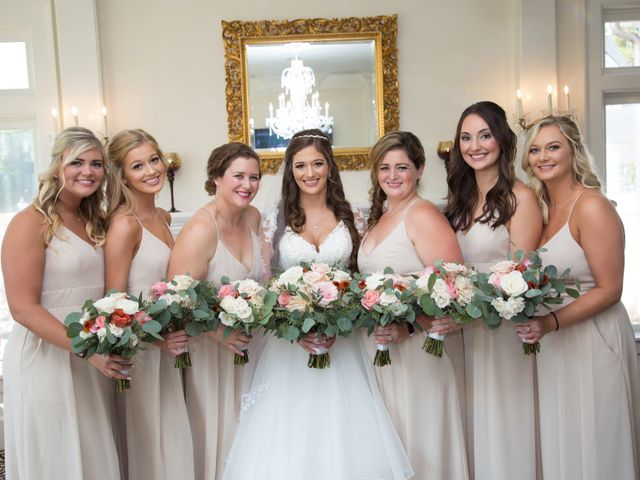 Zach and Tiffany's Wedding in Mooresville, North Carolina 6
