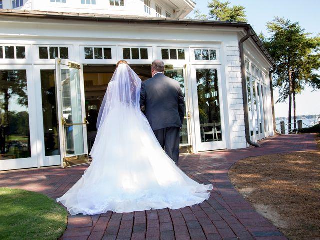 Zach and Tiffany's Wedding in Mooresville, North Carolina 7