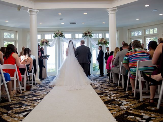 Zach and Tiffany's Wedding in Mooresville, North Carolina 8