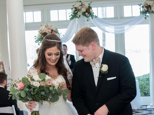Zach and Tiffany's Wedding in Mooresville, North Carolina 9