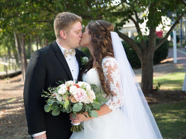 Zach and Tiffany's Wedding in Mooresville, North Carolina 2