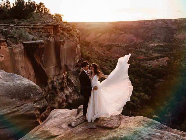 The wedding of Rebecka and David