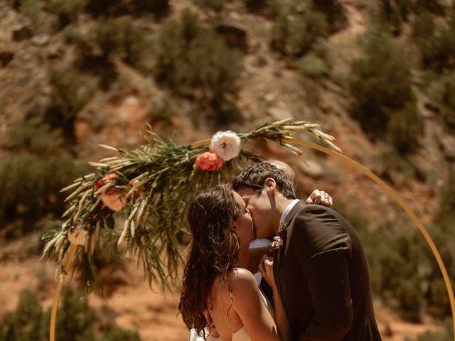 David and Rebecka's Wedding in Amarillo, Texas 5