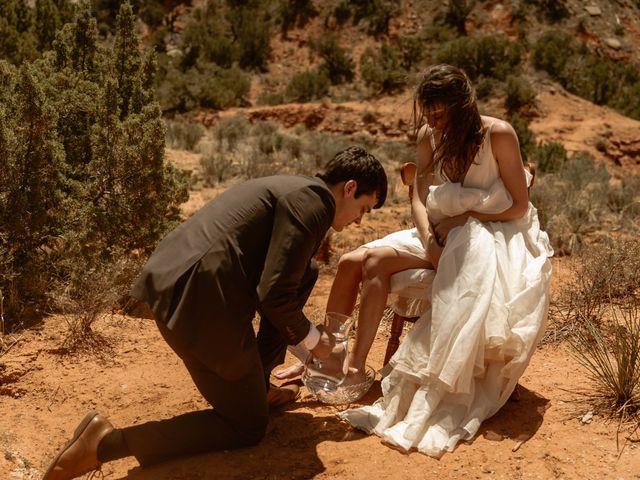 David and Rebecka's Wedding in Amarillo, Texas 12