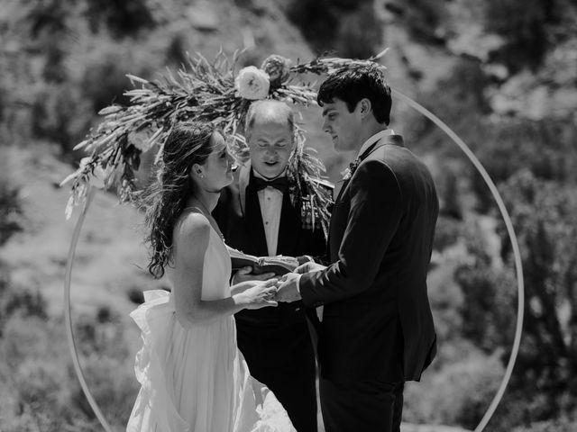 David and Rebecka's Wedding in Amarillo, Texas 13