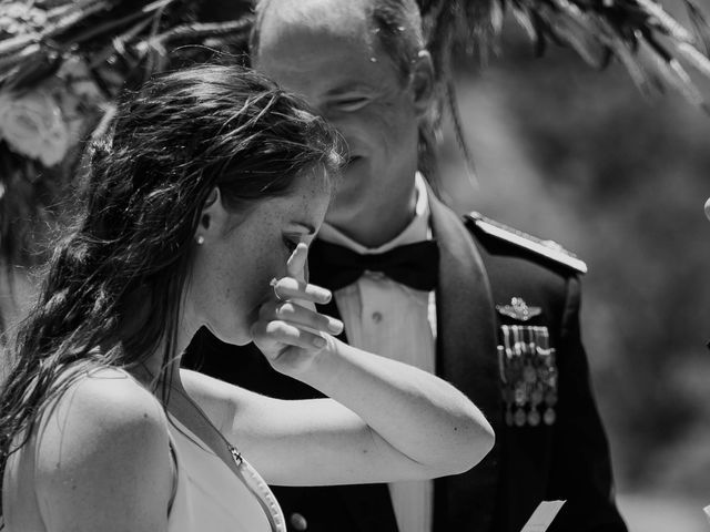 David and Rebecka's Wedding in Amarillo, Texas 17