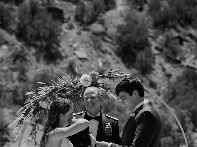 David and Rebecka's Wedding in Amarillo, Texas 19