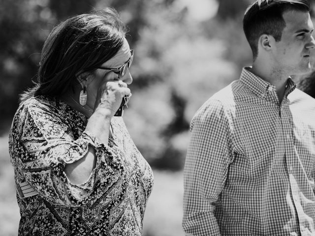 David and Rebecka's Wedding in Amarillo, Texas 21