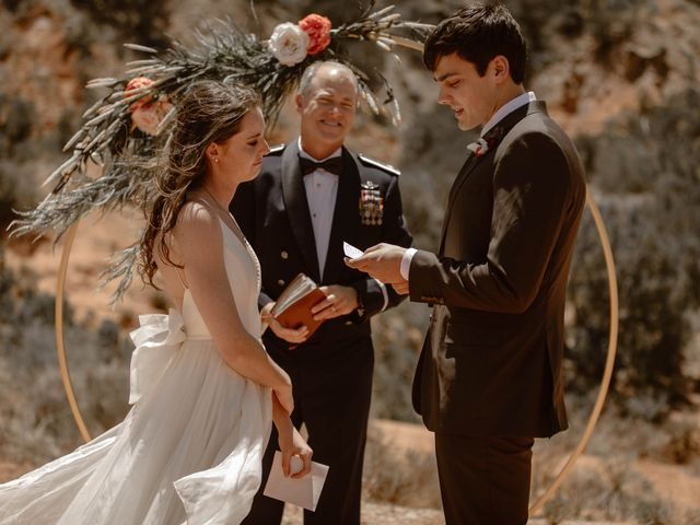 David and Rebecka's Wedding in Amarillo, Texas 24