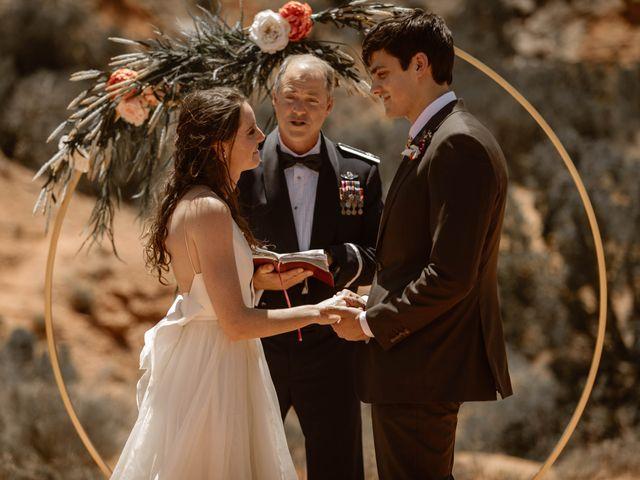 David and Rebecka's Wedding in Amarillo, Texas 25