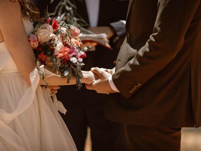 David and Rebecka's Wedding in Amarillo, Texas 27
