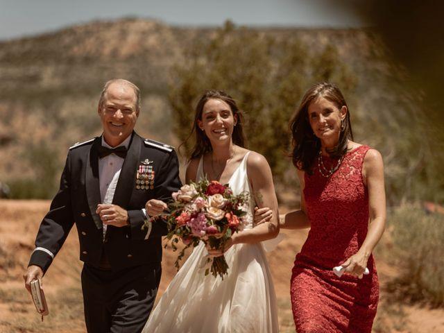David and Rebecka's Wedding in Amarillo, Texas 32