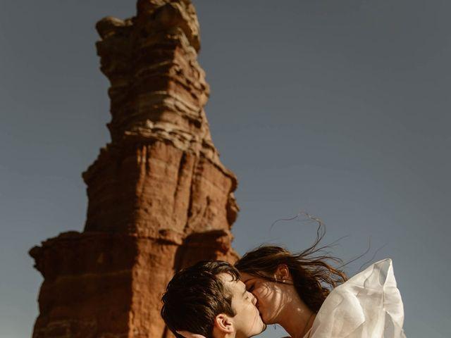 David and Rebecka's Wedding in Amarillo, Texas 58