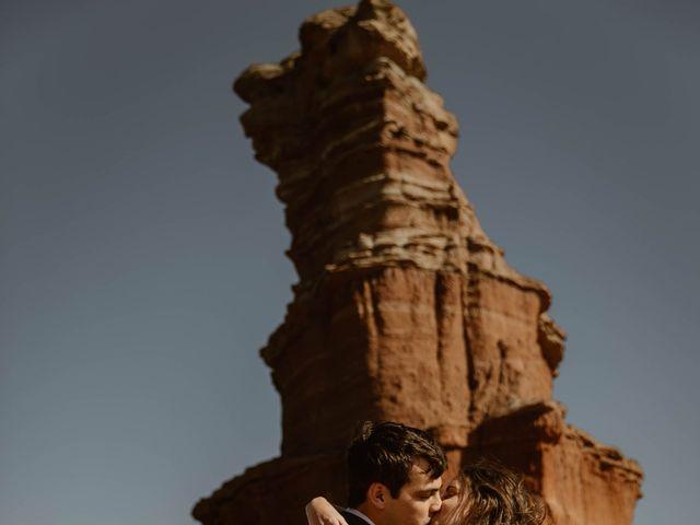 David and Rebecka's Wedding in Amarillo, Texas 71