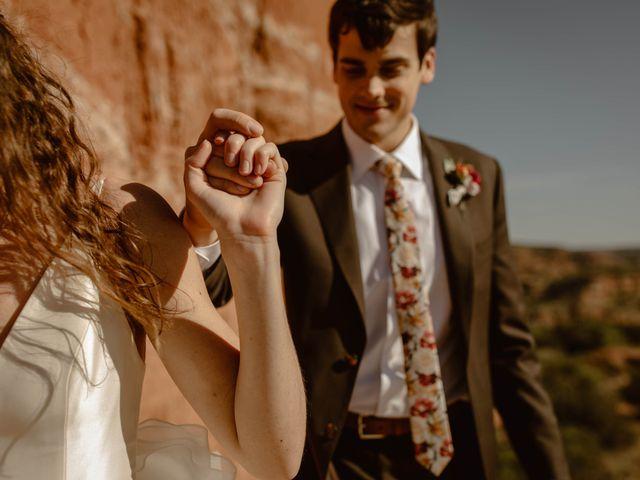 David and Rebecka's Wedding in Amarillo, Texas 81