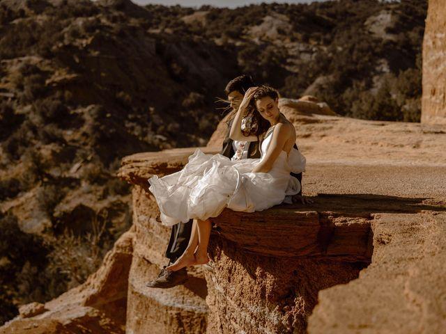 David and Rebecka's Wedding in Amarillo, Texas 83