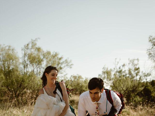 David and Rebecka's Wedding in Amarillo, Texas 90