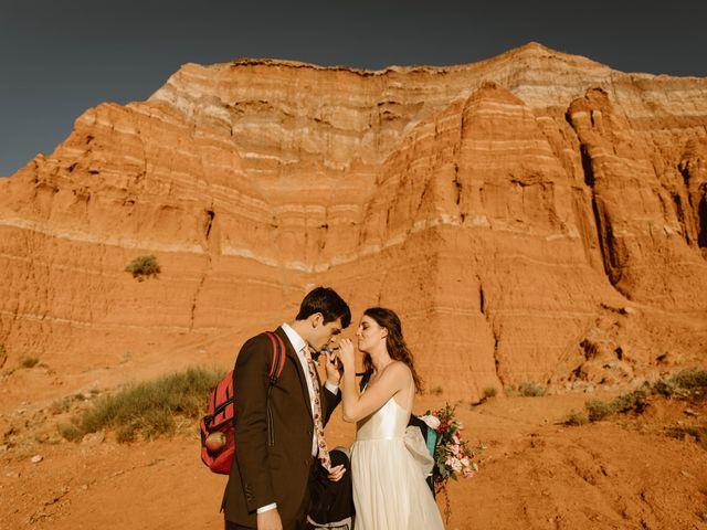 David and Rebecka's Wedding in Amarillo, Texas 92