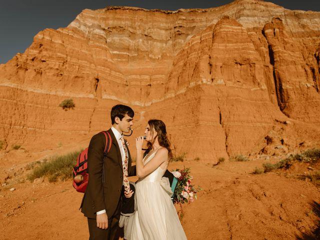 David and Rebecka's Wedding in Amarillo, Texas 94