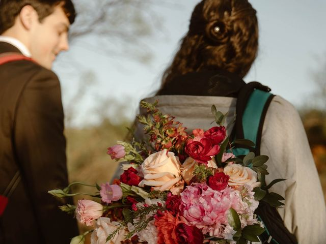 David and Rebecka's Wedding in Amarillo, Texas 95