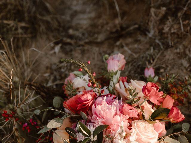 David and Rebecka's Wedding in Amarillo, Texas 98