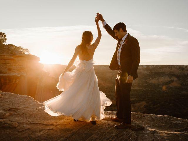 David and Rebecka's Wedding in Amarillo, Texas 99
