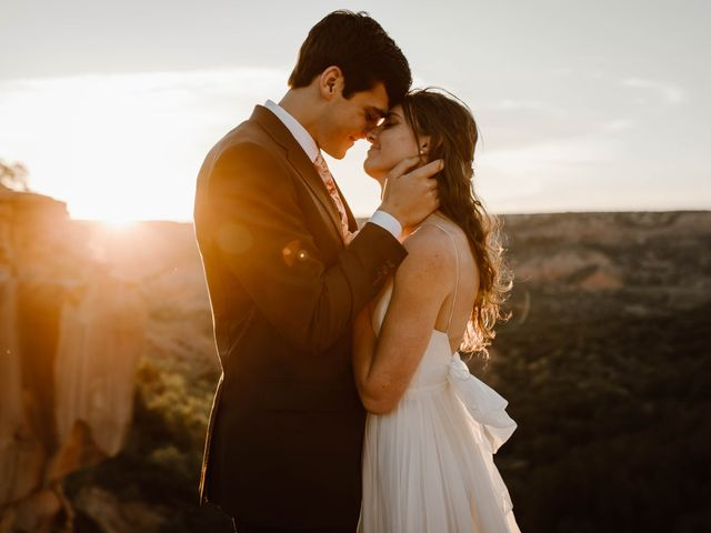 David and Rebecka's Wedding in Amarillo, Texas 105