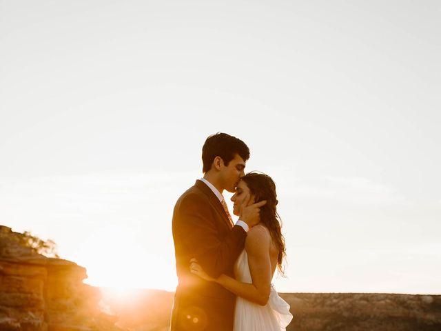 David and Rebecka's Wedding in Amarillo, Texas 106