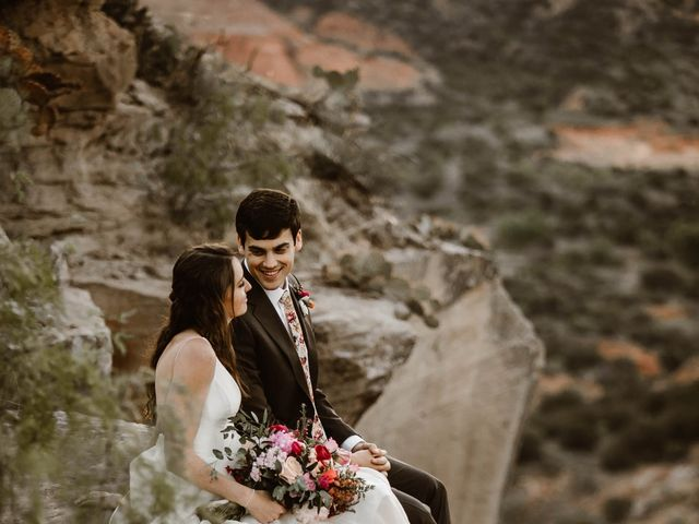 David and Rebecka's Wedding in Amarillo, Texas 110