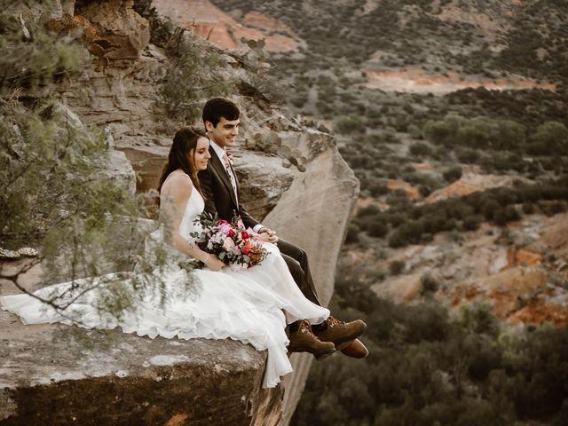 David and Rebecka's Wedding in Amarillo, Texas 111