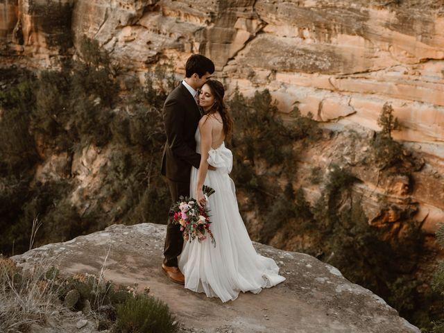 David and Rebecka's Wedding in Amarillo, Texas 112