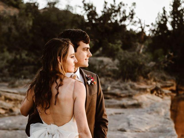 David and Rebecka's Wedding in Amarillo, Texas 118