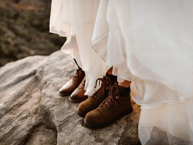 David and Rebecka's Wedding in Amarillo, Texas 121