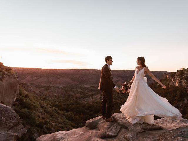 David and Rebecka's Wedding in Amarillo, Texas 125