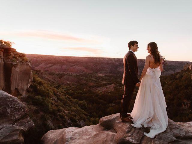 David and Rebecka's Wedding in Amarillo, Texas 126