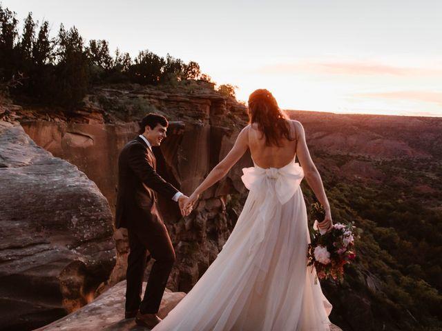 David and Rebecka's Wedding in Amarillo, Texas 127